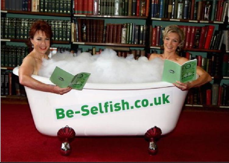 L\'ho sempre detto, io!] Leggere in vasca da bagno...